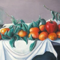 IMG_0417 Tangerines and Apples_1