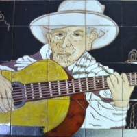The Old Man with a Guitar