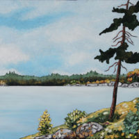 View from the Island LOTW 24X48